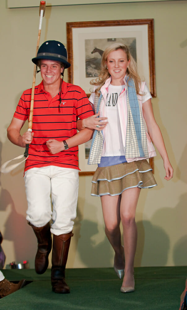 angus marlow thomas camilla cotton countryside alliance fashion show - Event Photography
