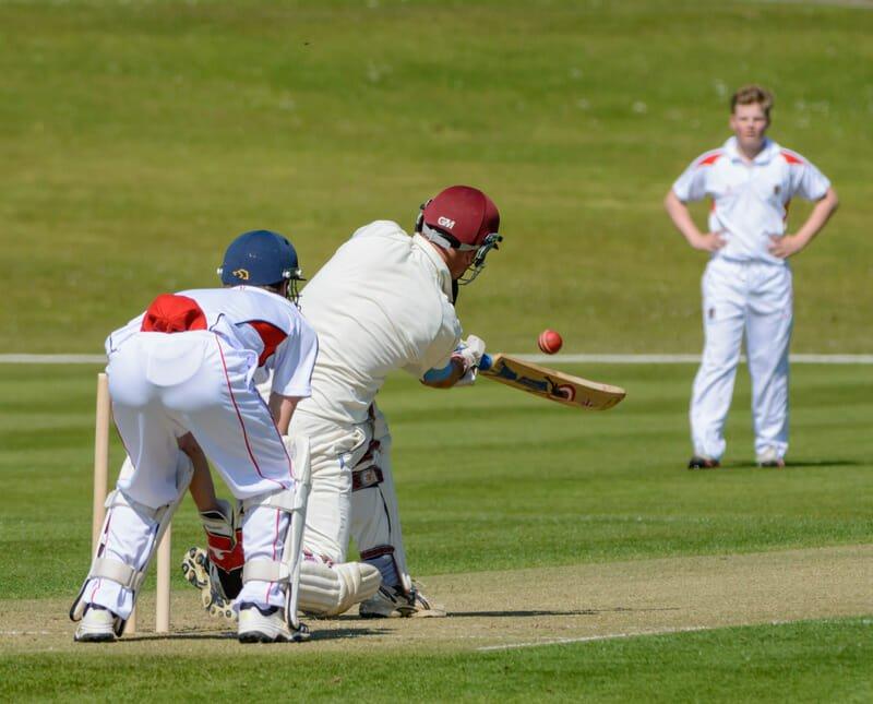 Some aggressive batting