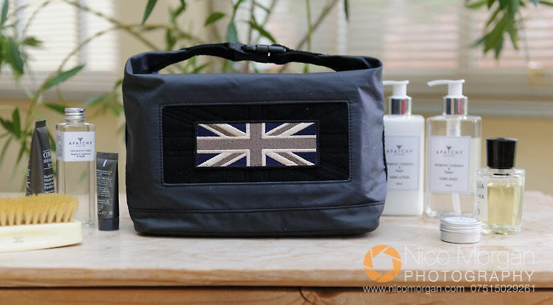 apatchy washbag - Commercial Photography