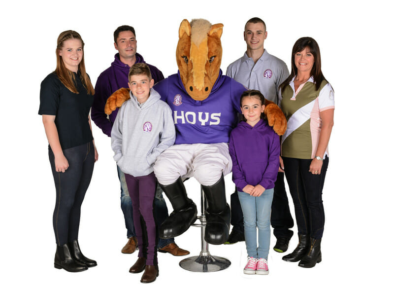 HOYS product photography