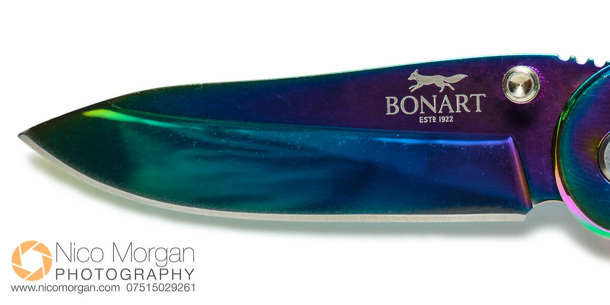 knives by bonart - Product Photography