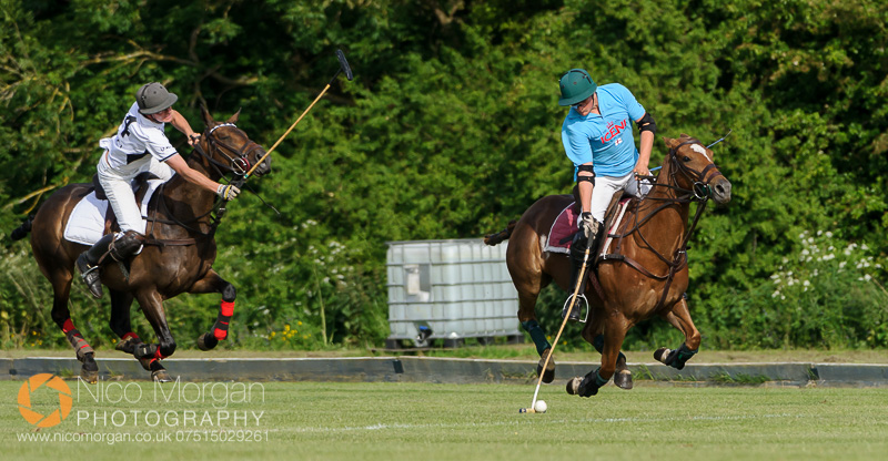 Rathbeags vs. Print On Demand - League Matches - Assam Cup Polo 2015
