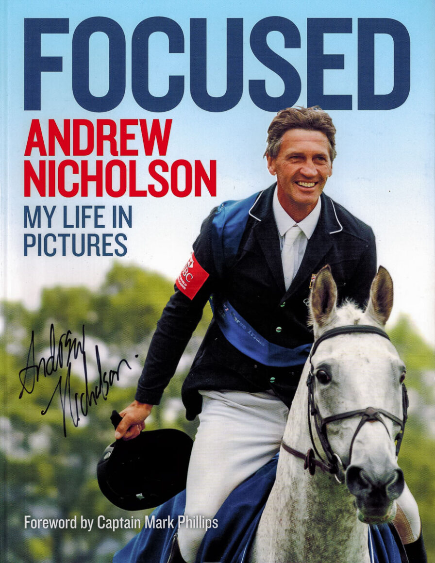 focused nicholson 2 - Andrew Nicholson - My Life In Pictures