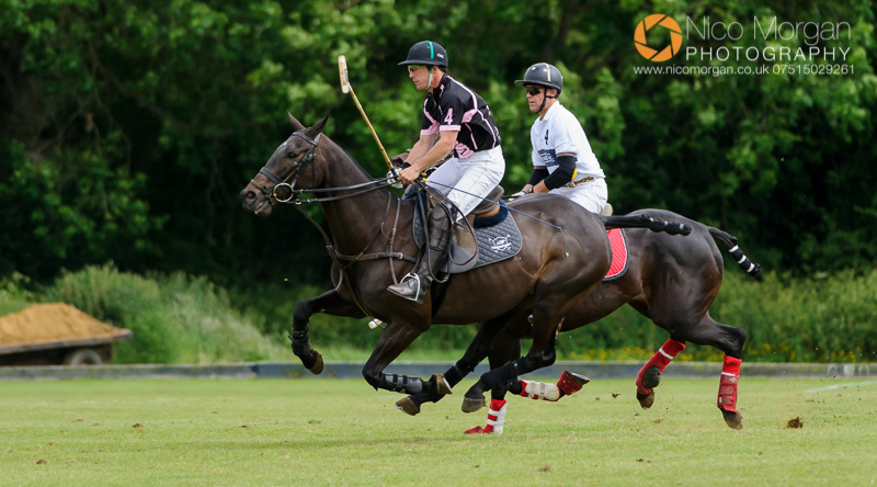 mark browne and chris crawford final assam cup polo 2015 - Event Photography
