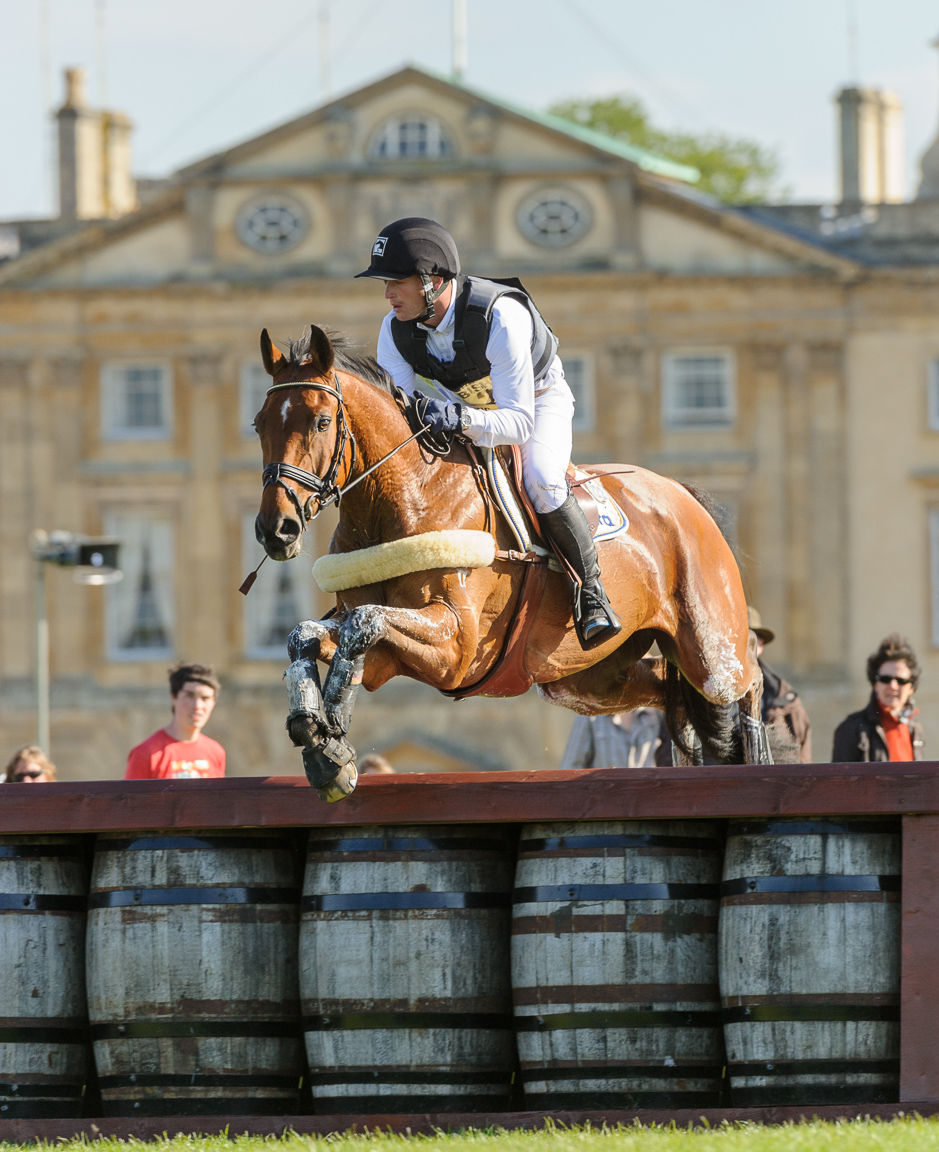Michael Jung and La Biosthetique Sam, Badminton Horse Trials 2013