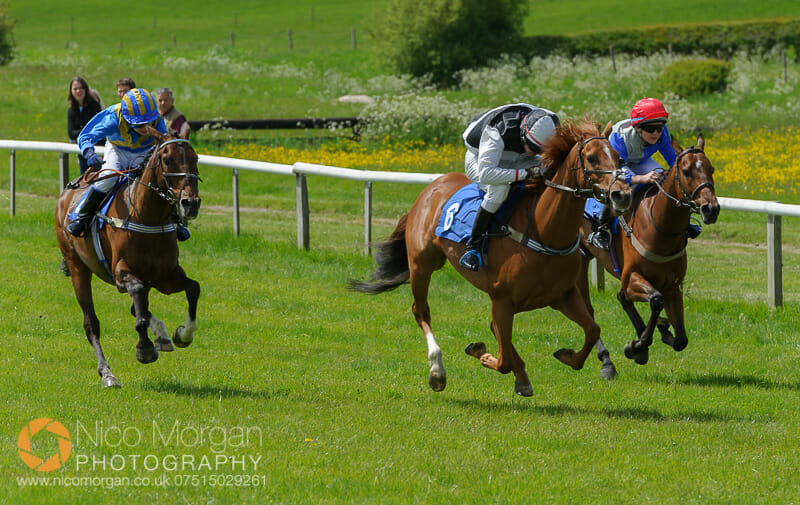 Pony Racing at Garthorpe