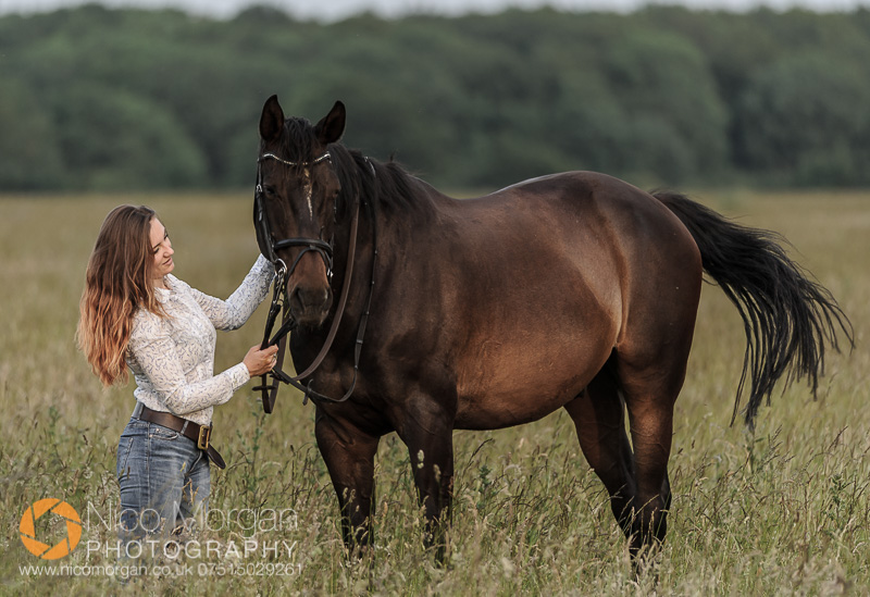 equestrian-photographer-girl-with-bay-horse-colour