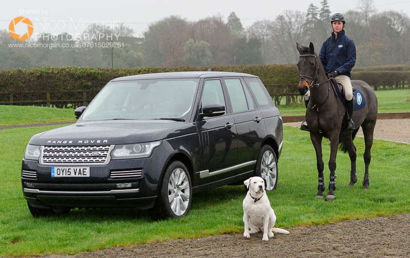 ben maher for land rover - Land Rover