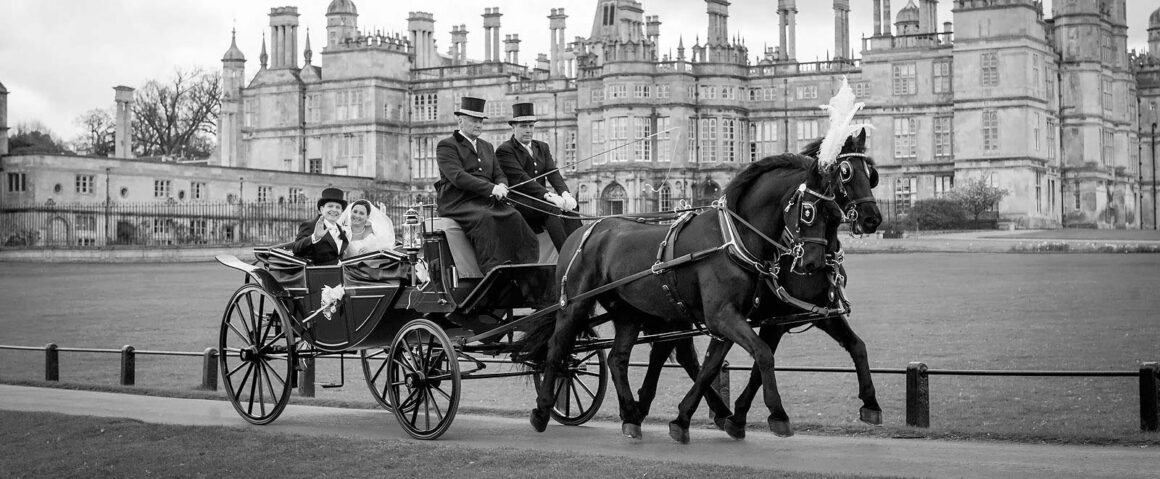 burghley-house-wedding-carriage