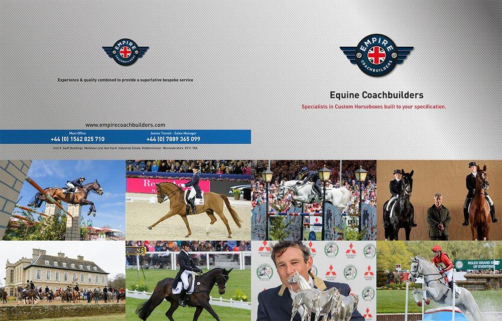 empire brochure 2016 - Empire Horseboxes