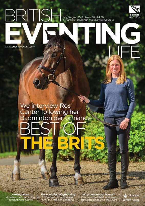 british eventing life cover summer 2017 - British Eventing Life Magazine
