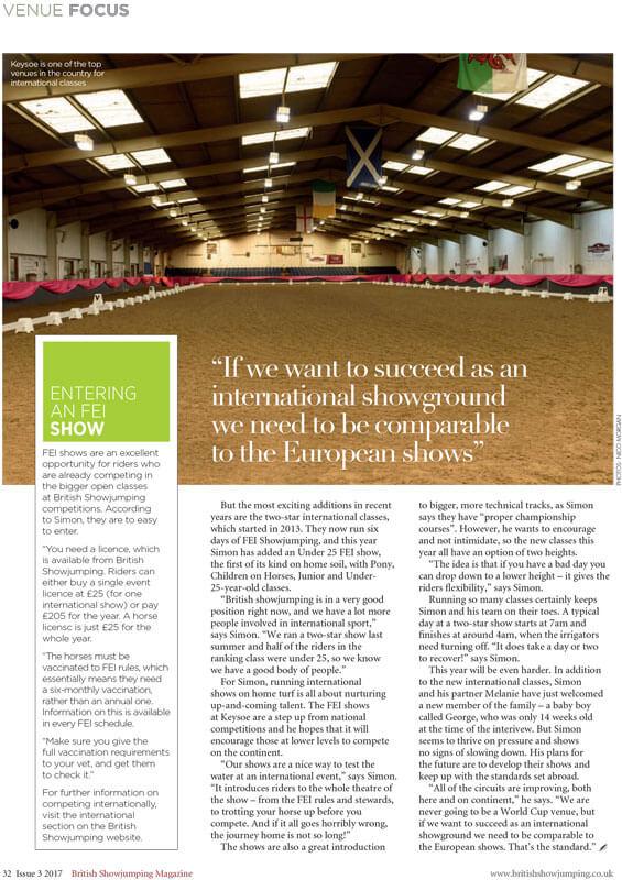 simon bates keysoe 2 - British Showjumping Magazine