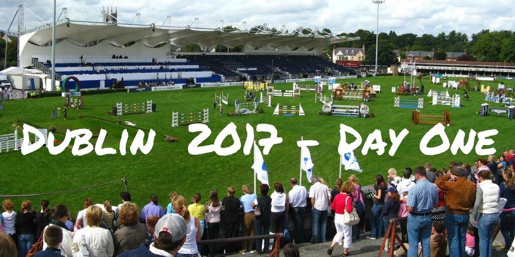 RDS Dublin Horse Show 2017