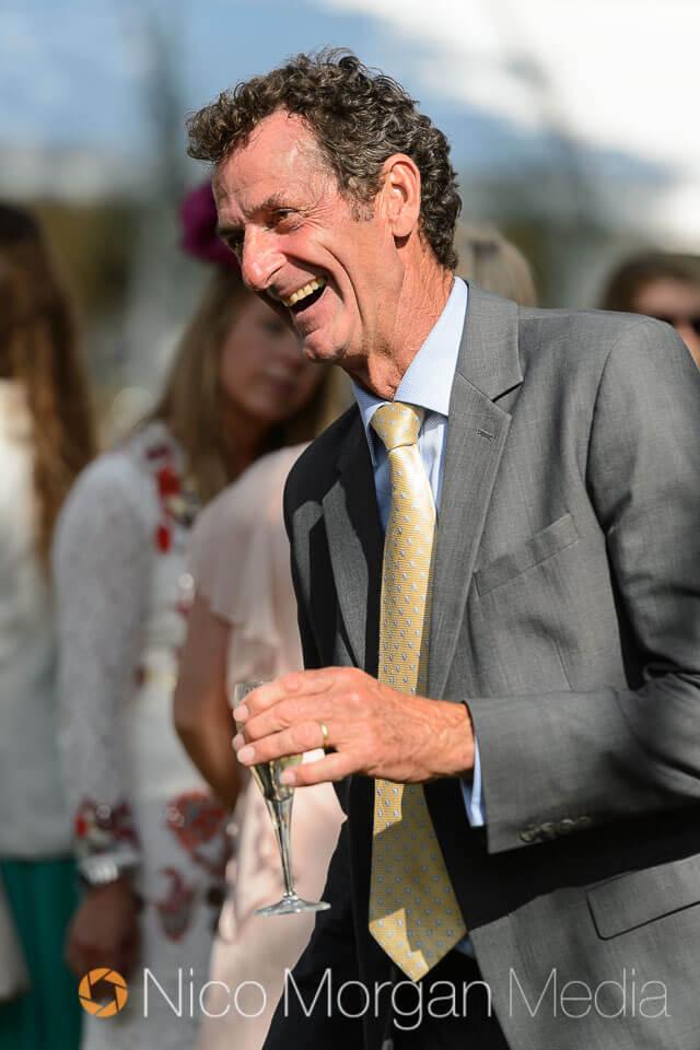 Sir Mark Todd