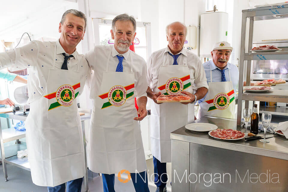 The italian chefs!