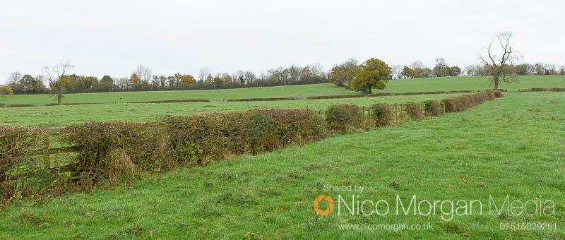 Melton Hunt Club Ride 2017: Fence 1 landing side