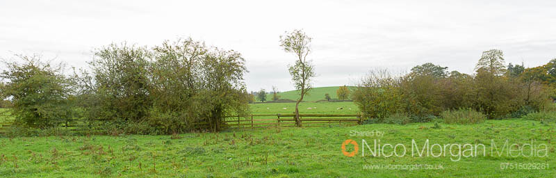Melton Hunt Club Ride 2017: Fence 10 approach