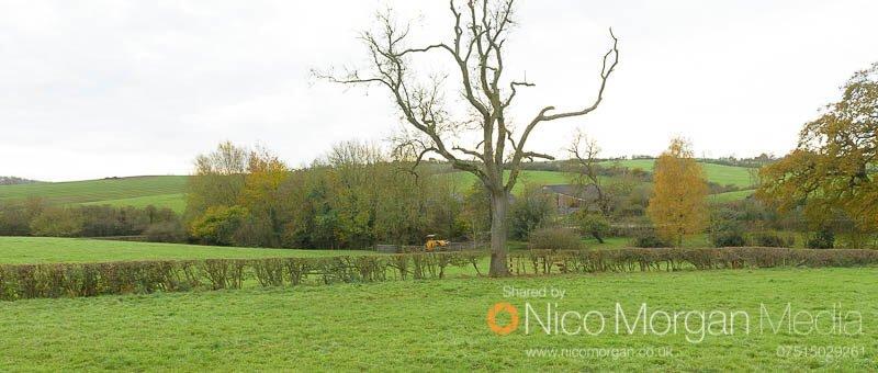 Melton Hunt Club Ride 2017: Fence 21 approach