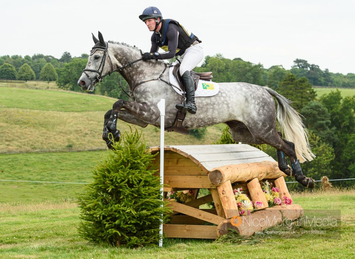 Oliver Townend and DREAMLINER - Upton House Horse Trials 2019.