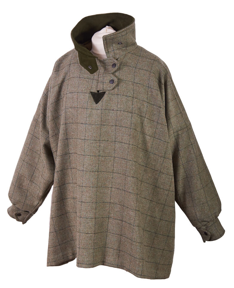 Emma Brown Tweed Harestail Smock