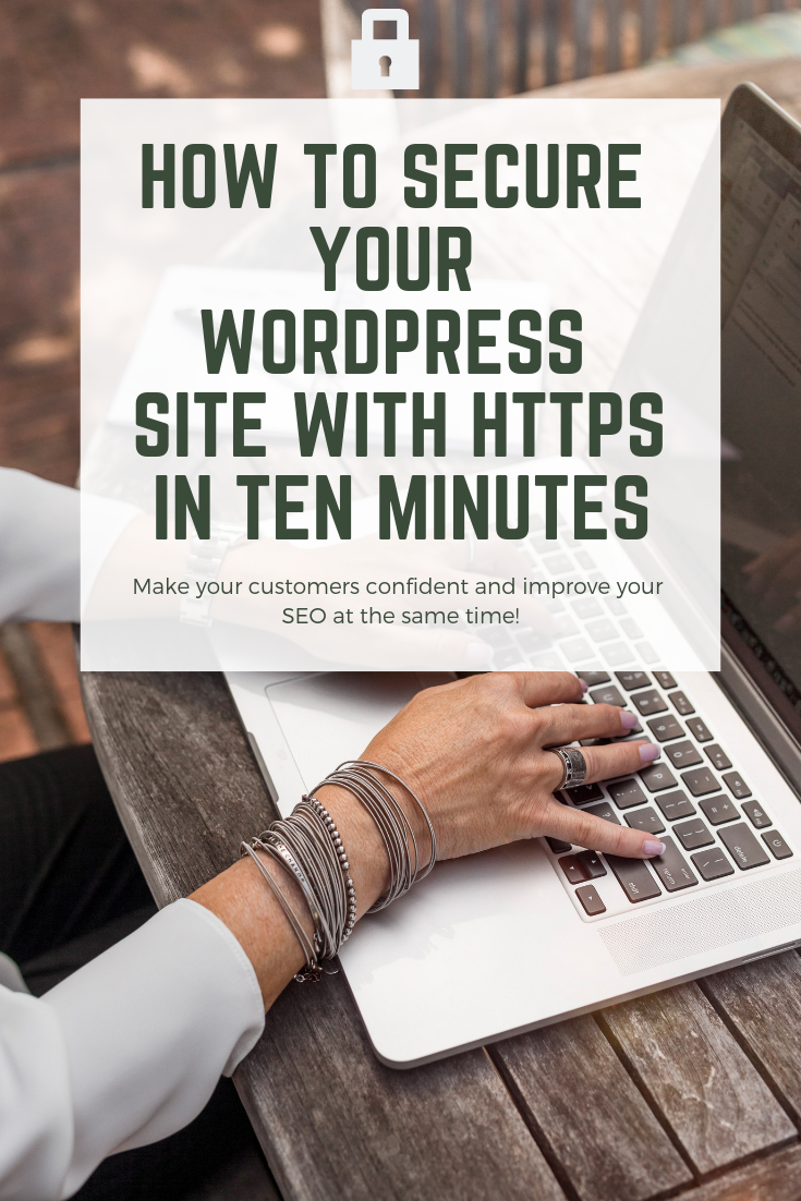 hot to secure your website in ten minutes