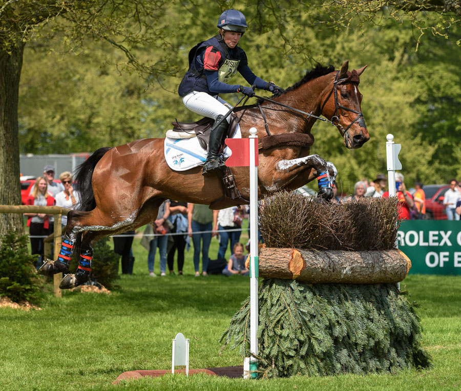 Kate Honey FERNHILL NOW OR NEVER XC Badminton 900 1 - How does equestrian event photography differ from editorial photography?