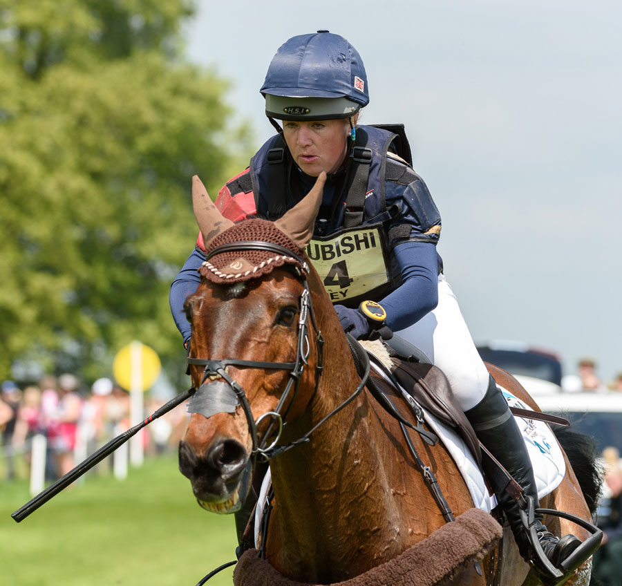 Kate Honey FERNHILL NOW OR NEVER XC Badminton 900 - How does equestrian event photography differ from editorial photography?