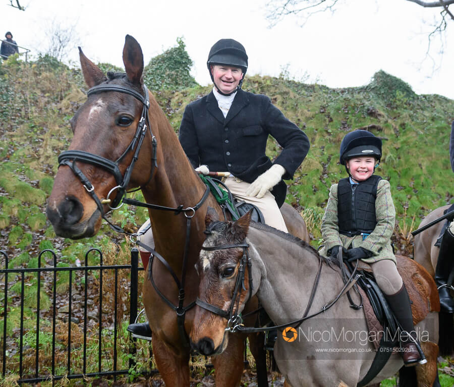Cottesmore Hunt Boxing Day 26Dec19 041 - The Cottesmore Hunt Boxing Day meet in Oakham
