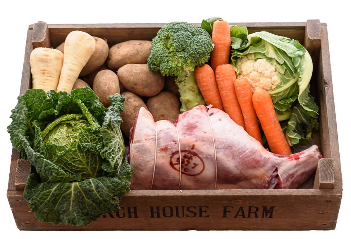 March House Farm Easter Box
