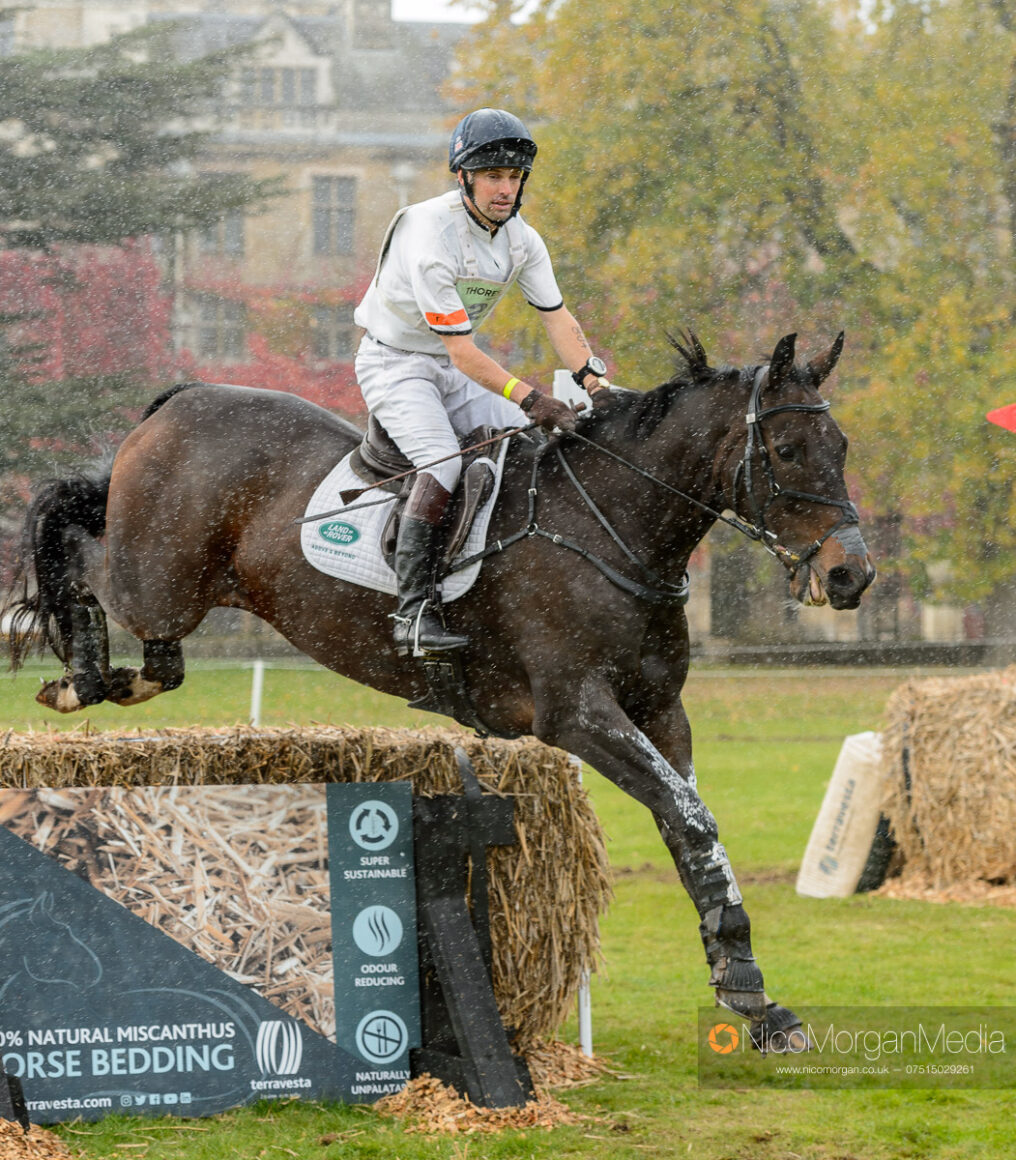 Harry Meade and CARWARTHEN HARRIER